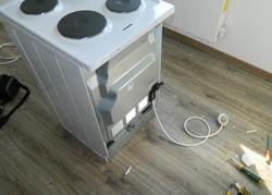 Установка, подключение электроплит город Саратов