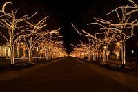 Подключение освещения зданий в Саратове