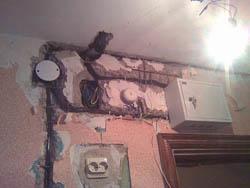 Замена электропроводки в Саратове
