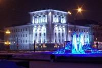 освещение фасадов в Саратове