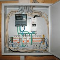 Монтаж, установка, замена, ремонт электрического щитка в Саратове. Ремонт электрощита Саратов. Индивидуальный квартирный электрощит в Саратове