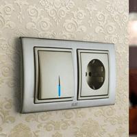 Установка выключателей в Саратове. Монтаж, ремонт, замена выключателей, розеток Саратов.
